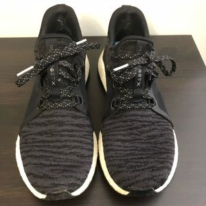 Adidas Black Pure Boost X Size 8